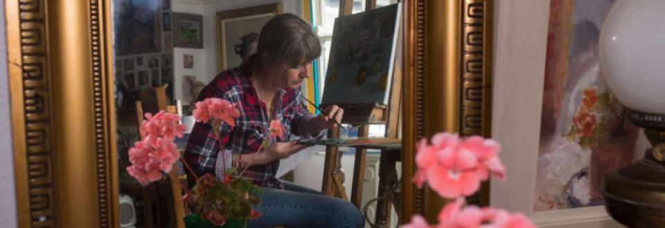 Nina Packer artist