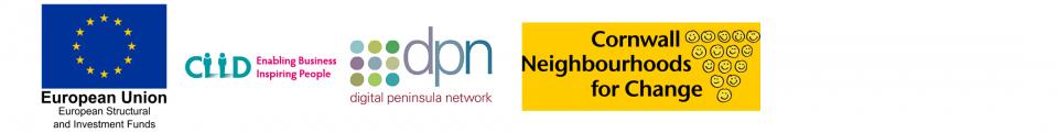 Digital Boost Cornwall project partners