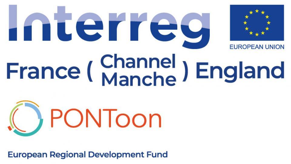 Interreg Pontoon logo