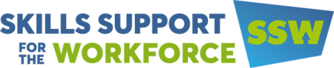 Skill Support for the Workforce logo