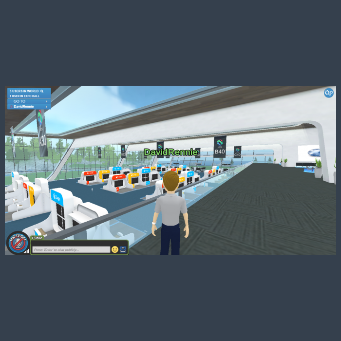 Virbela screenshot