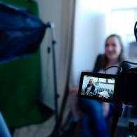using video for business webinar
